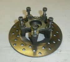 PIAGGIO NRG 49CC 2004 REAR BRAKE DISC AND HUB /BREAKING/OE/PARTS