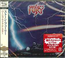 STONE FURY-BURNS LIKE A STAR-JAPAN  SHM-CD D50