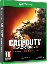 Call of duty black ops III-hardened edition (xbox one)
