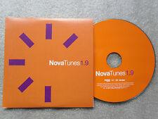 CD-NOVA TUNES 1.9-16 TRACK-AMADOU & MARIAM-JAMES HUNTER-LITTLE JOY-SPLEEN-ALONE-