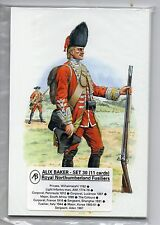 Royal Northumberland Fusiliers  Postcard set