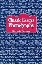Classic Essays on Photography (1980, Paperback)
