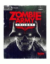 Zombie Army TRILOGY PC Steam Key Codice Game gioco Global [SPEDIZIONE LAMPO]
