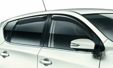 Nissan Pulsar (2014  ) Genuine Wind deflector Front & rear set KE8003Z010