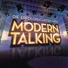 MODERN TALKING - DIE ERFOLGREICHSTEN HITS (REMASTERED)   CD NEU
