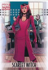 #84 SCARLET WITCH 2014 Upper Deck Marvel NOW AVENGERS