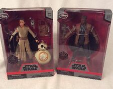 DISNEY STAR WARS ELITE SERIES FORCE AWAKENS REY BB8 FINN DIE CAST FIGURINES Gift