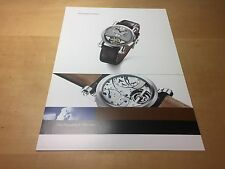 Press Note SPEAKE-MARIN - The Vintage Tourbillon - Watch NOT Included