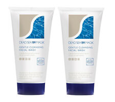 DEAD SEA SPA MAGIK GENTLE CLEANSING FACIAL WASH 2x150ml - NO PARABEN- ORGANIC