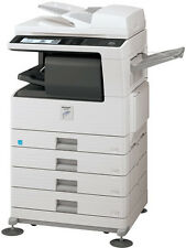 Sharp MX-M310N Multifunction Copier Network Printer Scanner Duplex feeder 31PPM