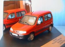 PEUGEOT PARTNER WEEK END CHERRY RED VITESSE V98049 1/43