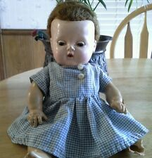 1950'S VINTAGE AMERICAN CHARACTER DOLL CO. ACDC TINY TEARS DOLL