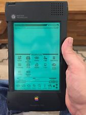 VINTAGE Apple Newton MessagePad 2100 WORKING (case, keyboard, modem included)
