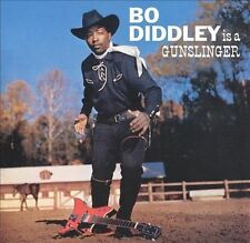 Bo Diddley Is a Gunslinger by Bo Diddley (CD, MCA)