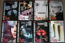 Horror DVD Lot - After Dark Horrorfest #3 8 Films to Die For (4 used, 4 New)