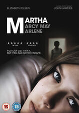 MARTHA MARCY MAY MARLENE - DVD - REGION 2 UK