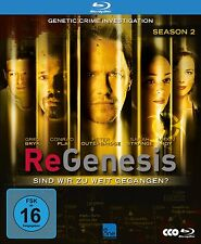 ReGenesis - Season 2 Peter Outerbridge, Maxim Roy, John L'Ecuyer NEW SEALED