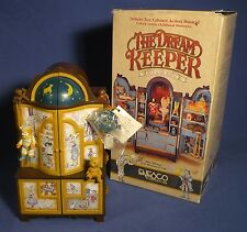 ENESCO The Dream Keeper Toy Cabinet Action Musical Spieluhr MIB neu OVP F175