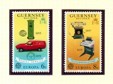Guernsey 1979 Europa set. MNH/Mint One postage for multiple buys.