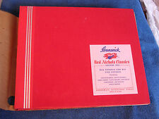 Red Nichols Classics Volume One/4 78s/Brunswick Album B-1001/NEW OLD STOCK*
