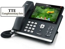 Yealink SIP-T48S Gigabit VoiP Phone 7-Inch Touch 16 Lines