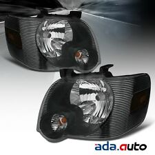 2008 2009 2010 Ford Explorer Sport Trac Left Right Side Headlights Pair
