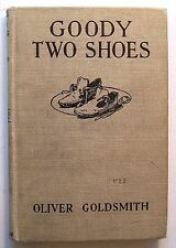 THE HISTORY OF LITTLE GOODY TWO SHOES Oliver Goldsmith 1956 HC ILLUS - 9