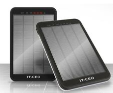 IT-CEO SC900V Solar Power Bank Charger 18000mAh