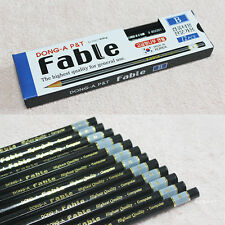 DONG-A Fable Pencils Incense Wood Draft Sketch 12 pcs 1 Dozen - B