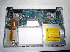 "scheda madre chassis ventole Macbook pro 15"" 2,16 core 2 duo a1211 no cd"