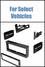Chevrolet Stereo Single Din Aftermarket Radio Install Dash Face Kit select GMs