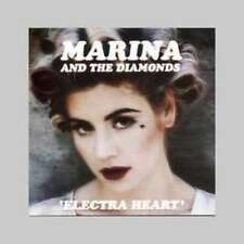 MARINA AND THE DIAMONDS ELECTRA HEART CD NEW