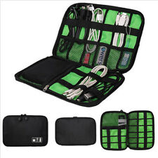 Electronic Accessories Organizer New Cable Drive Bag USB Case Insert Travel