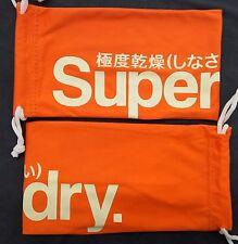 1pc SUPERDRY Japan Glasses MICROFIBER Pouch CASE Glasses Soft ORIGINAL Frames
