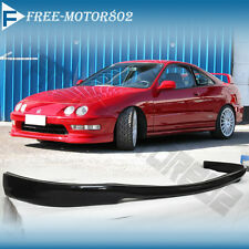 For Acura Integra 98 99 00 01 USDM Optional Urethane Front Bumper Lip Spoiler