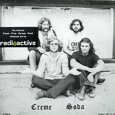 CREME SODA Tricky Zingers CD NEW RE Radioactive RRCD121 rock blues folk psych