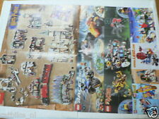 LEGO BROCHURE FLYER CATALOG TOYS 2002 HARRY POTTER DUTCH 4 PAGES 109
