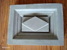 Estuco - de Fachada - Piedra mediana, Dekostein Hormigón para