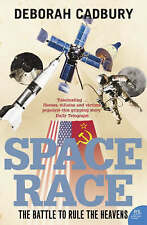 Space Race Pb  BOOK NEW