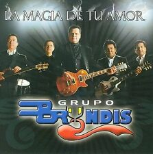 La Magia de Tu Amor by Grupo Bryndis (CD, Nov-2008, EMI Music Distribution)