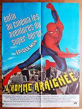 AFFICHE 60 X 80 CM L'HOMME ARAIGNÉE - AMAZING SPIDERMAN - SWACKLHAMER - HAMMOND