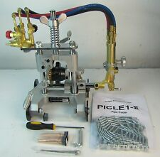 New Pipe Cutting Machine Beveling Torch Track Chain Burner PipeMaster