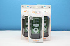 New Speck iPod Nano 4G See Thru Case (NN4-SEE-GRN) Green for 4th Gen iPod Nano