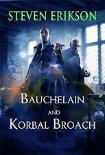 Bauchelain and Korbal Broach: Three Short Novels of the Malazan Empire-ExLibrary