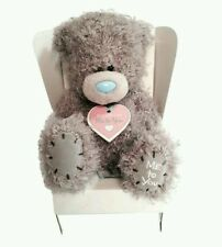 "Me to You 7"" Love From Me Plush Bear & Sitting Display Chair - Tatty Teddy New"