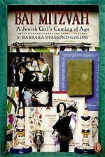 Bat Mitzvah: A Jewish Girl's Coming of Age-ExLibrary