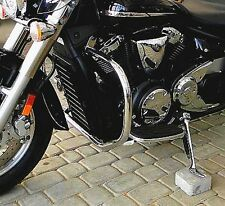 STAINLESS STEEL CLASSIC CRASH BAR ENGINE GUARD YAMAHA XVS 1300 MIDNIGHTSTAR