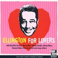 Ellington For Lovers: Duke's Most Romantic Songs by Various Artists CD JZ1057