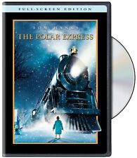 Polar Express  DVD Tom Hanks, Chris Coppola, Michael Jeter, Leslie Zemeckis, Edd