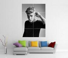 JUSTIN BIEBER BELIEVE GIANT WALL ART PHOTO PICTURE PRINT POSTER